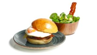 Pan de hamburguesa brioix