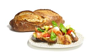 Pan para restauración