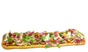 Cocas y base de pizza
